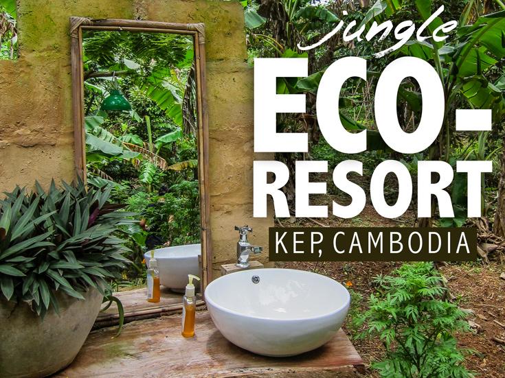 Jasmine Valley Eco-Resort Kep Cambodia