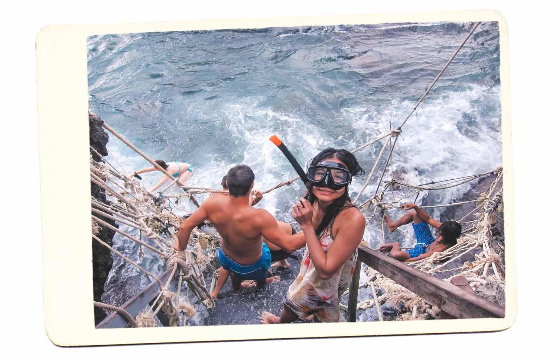 Hopping Net Ocean Thailand