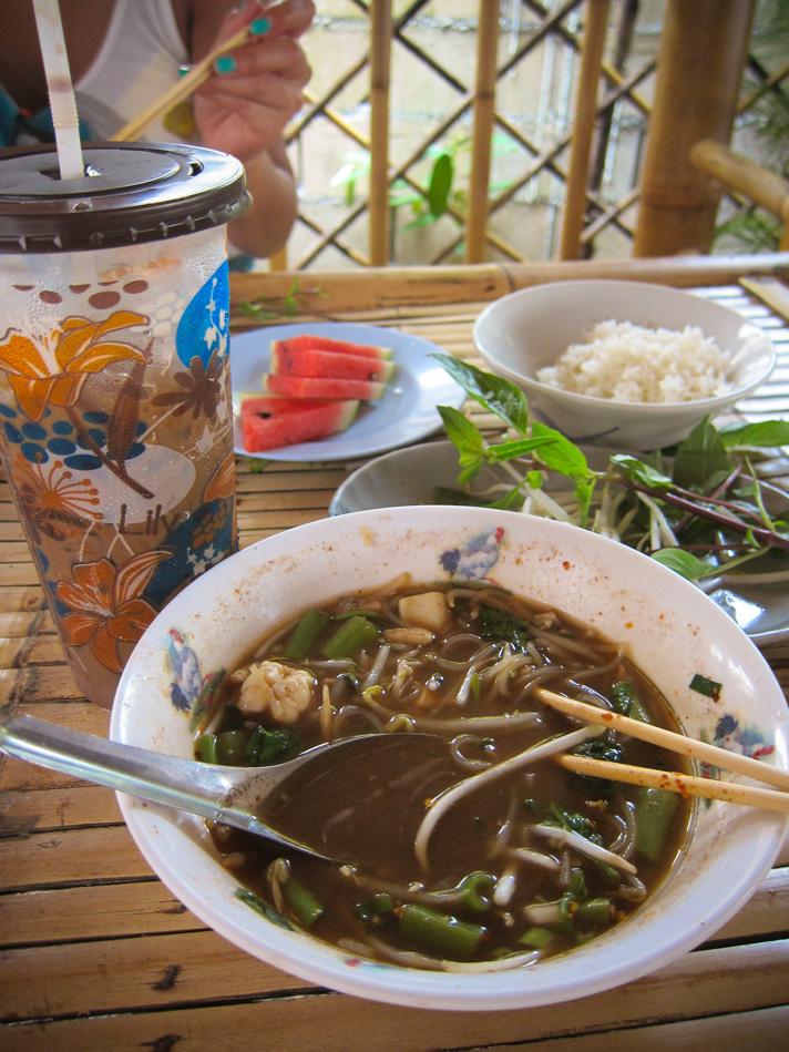 Thai Soup Breakfast