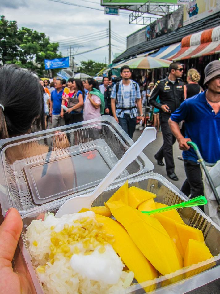Thai Sticky Rice & Mango
