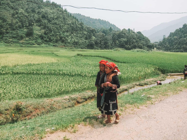 sapa vietnam kids