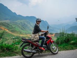 Vietnam Motorbike Sapa