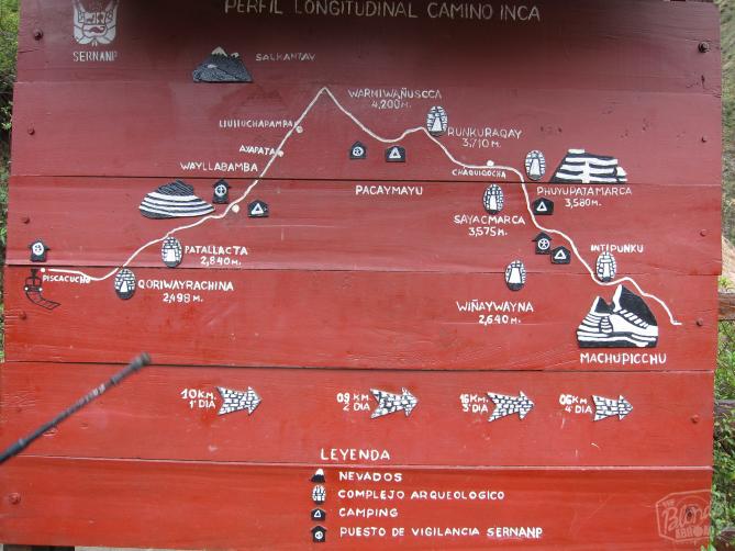 4-day Inca Trail