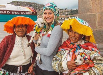Celebrating Christmas in Cusco