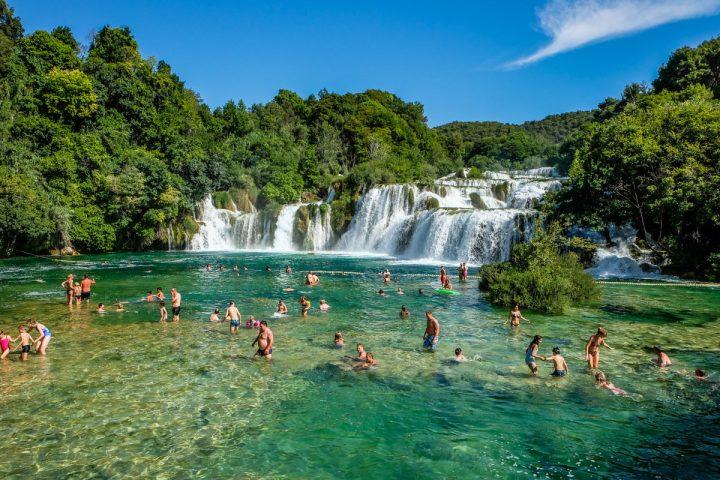 Visiting Krka National Park in Croatia