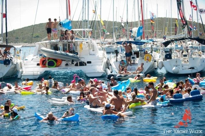 Yacht Week Floaties