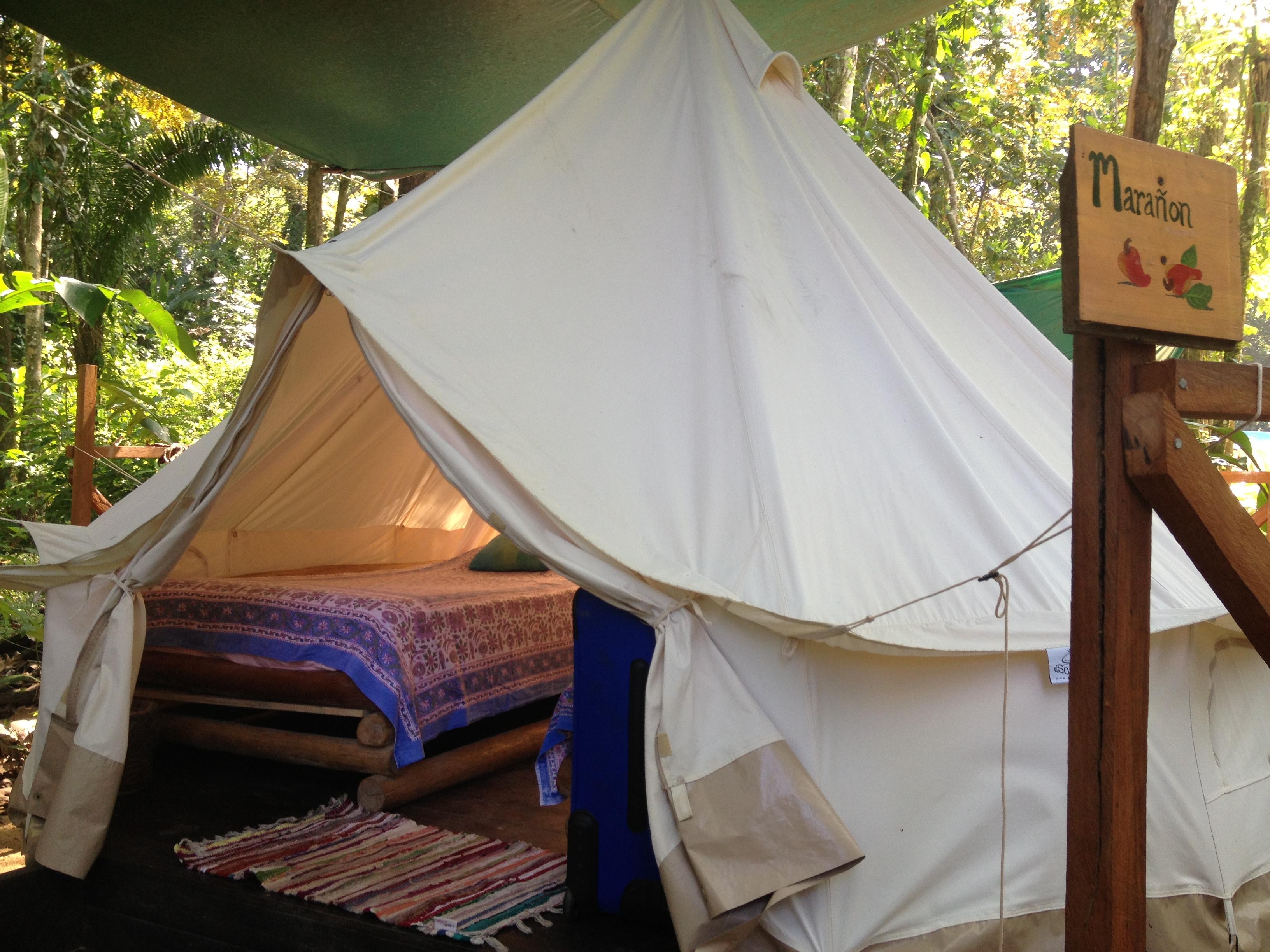 How ... & Palmar Tent Lodge u2022 The Blonde Abroad