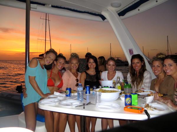 The Yacht Week, British Virgin Islands