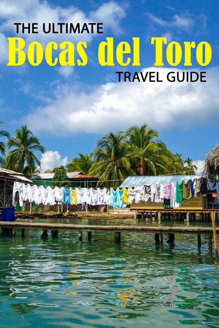 Ultimate Bocas del Toro Guide