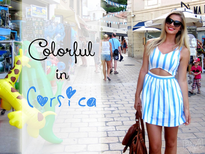 Colorful in Corsica
