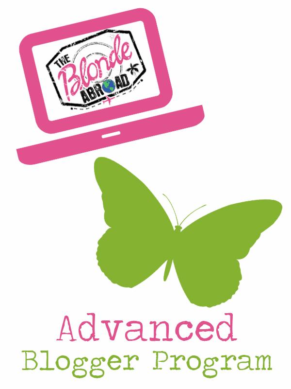 Advanced Blogger Program