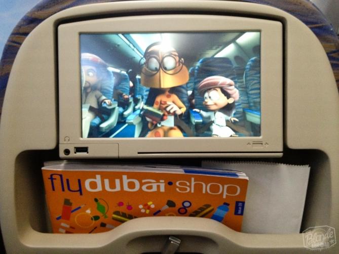 Fly Dubai safety video