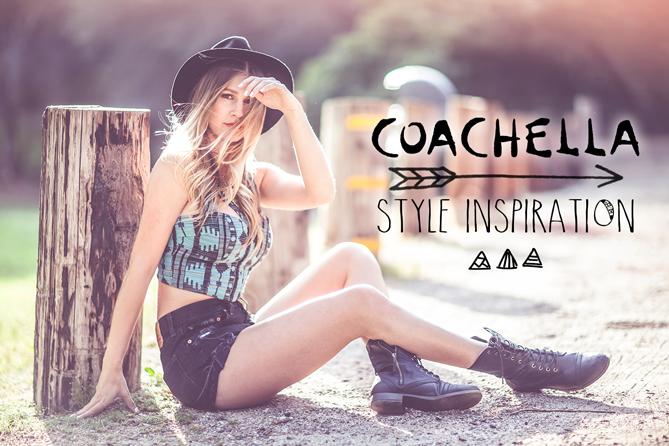 Coachella Style Inspiration