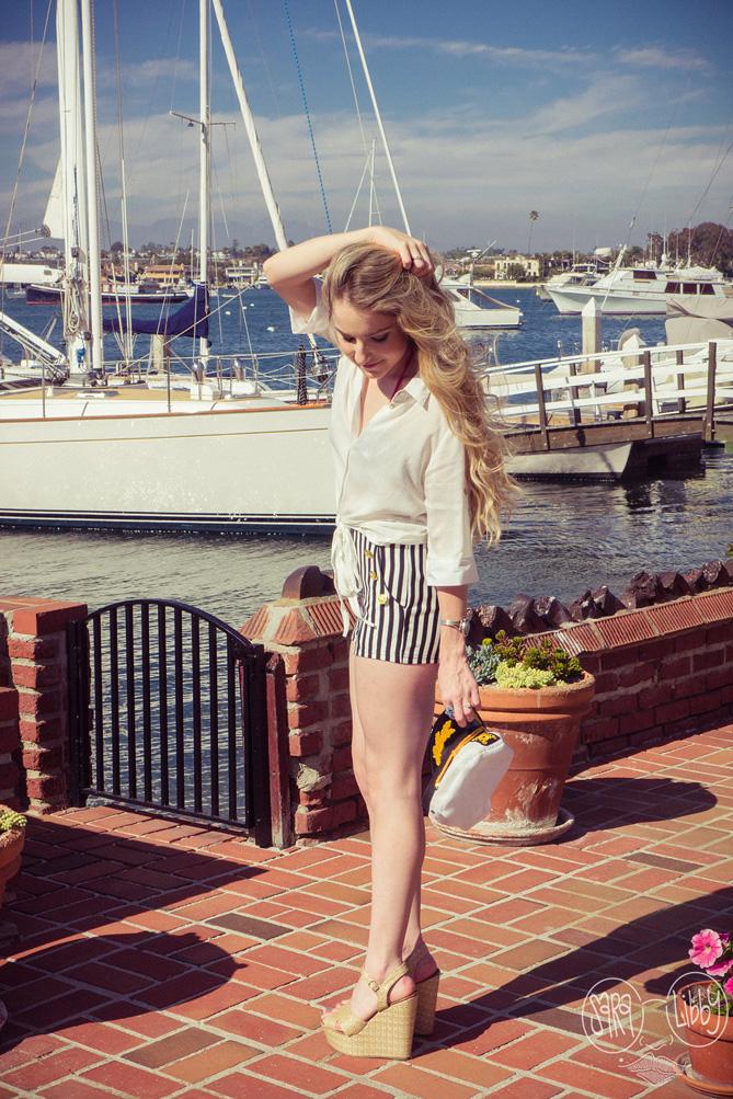 Sailor Stripes Style