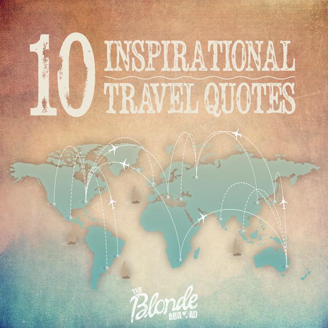 motivational travel quotes quotesgram