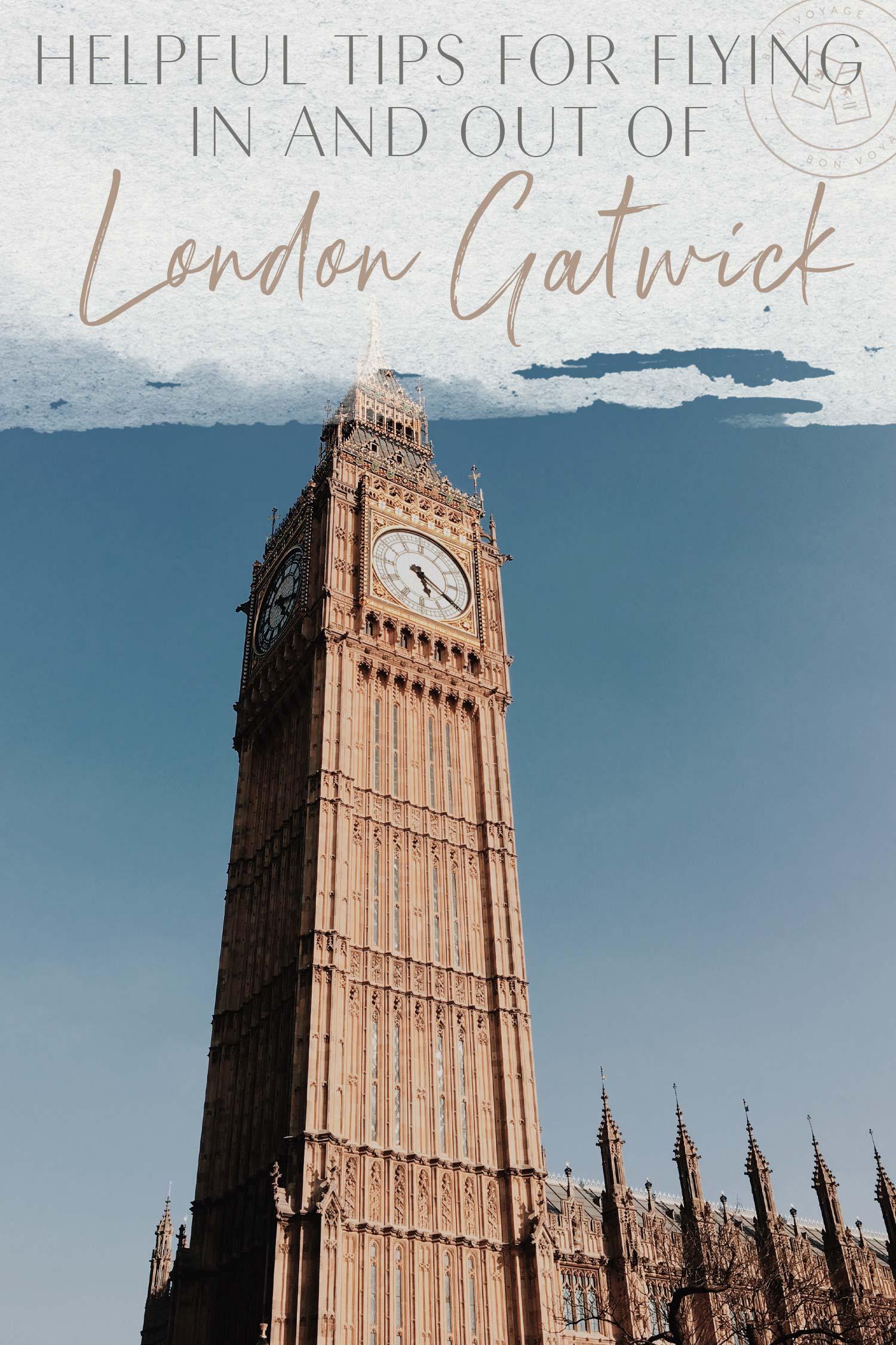 London Gatwick Header
