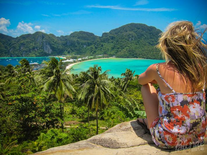 Koh Phi Phi Lookout