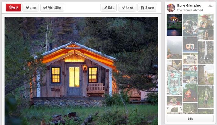 Rock Creek Pinterest