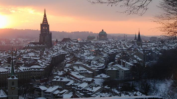 Bern-City-in-Switzerland