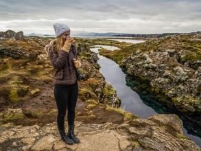 Silfra Fissure Iceland