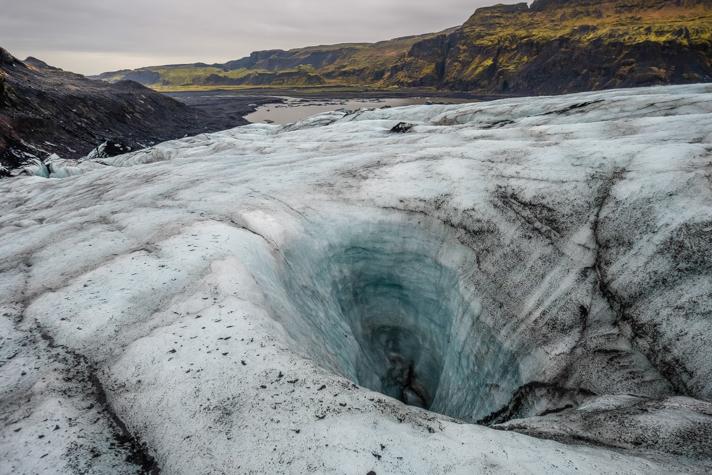 Sólheimajökull Glacier
