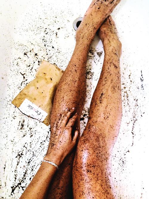 Frank scrub
