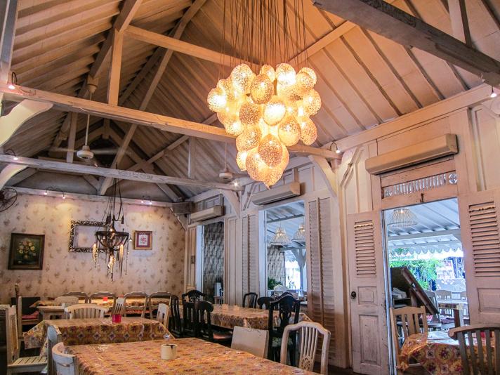Cafe Bali in Seminyak
