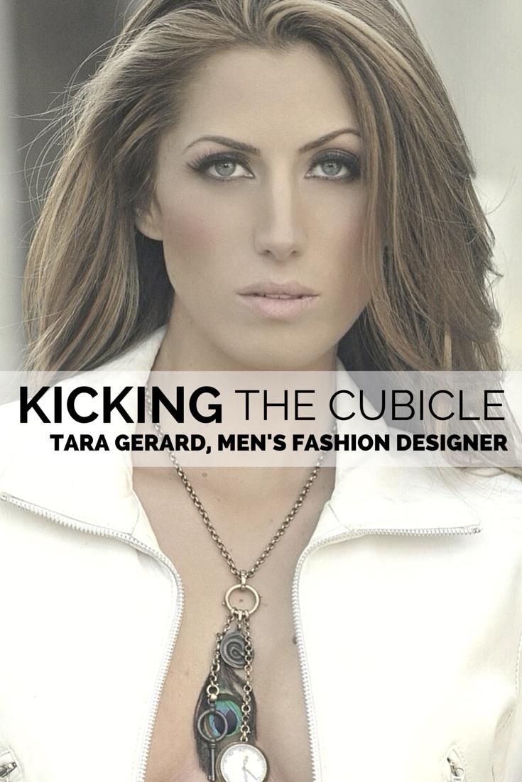 Kicking the Cubicle Tara Gerard