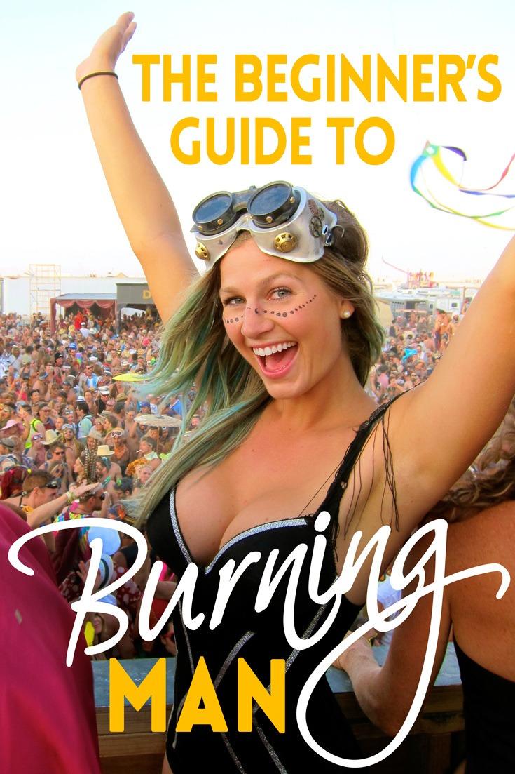 Beginner's Guide to Burning Man