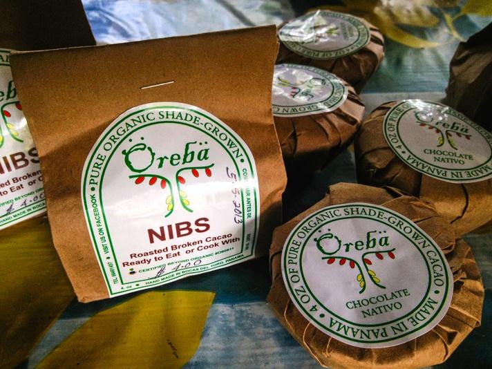 Oreba Chocolate