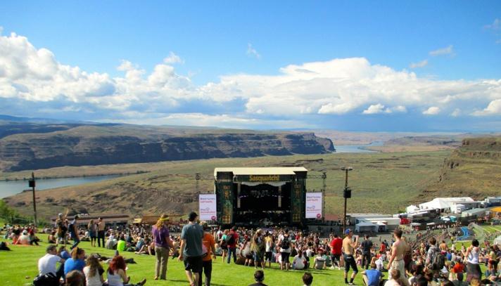 Sasquatch-festival
