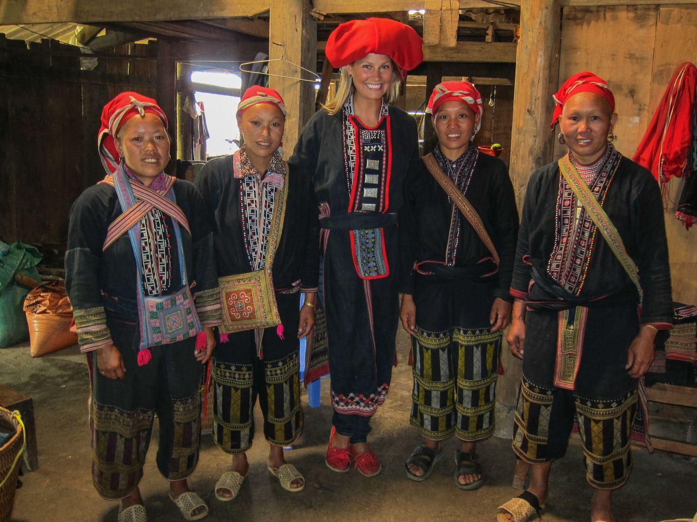Locals in Vietnam