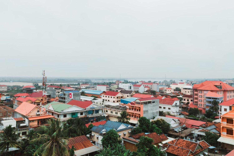 Cambodia Houses