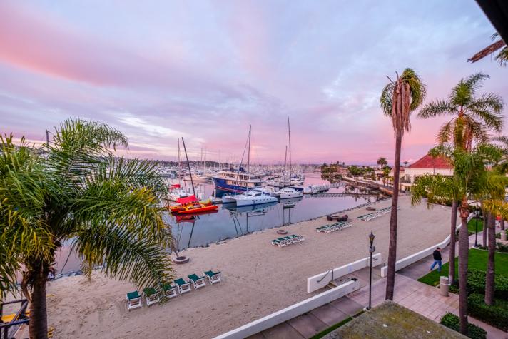 Kona Kai Resort, San Diego