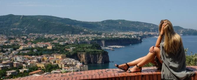 Driving the Amalfi Coast