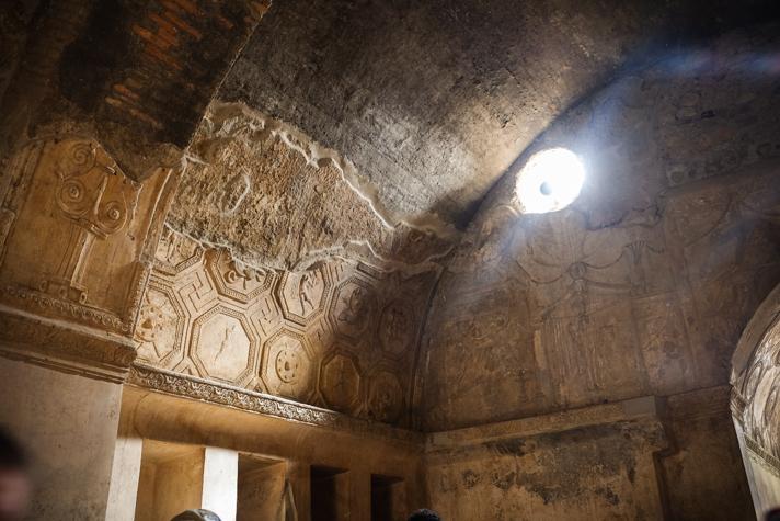Pompeii Walks of Italy