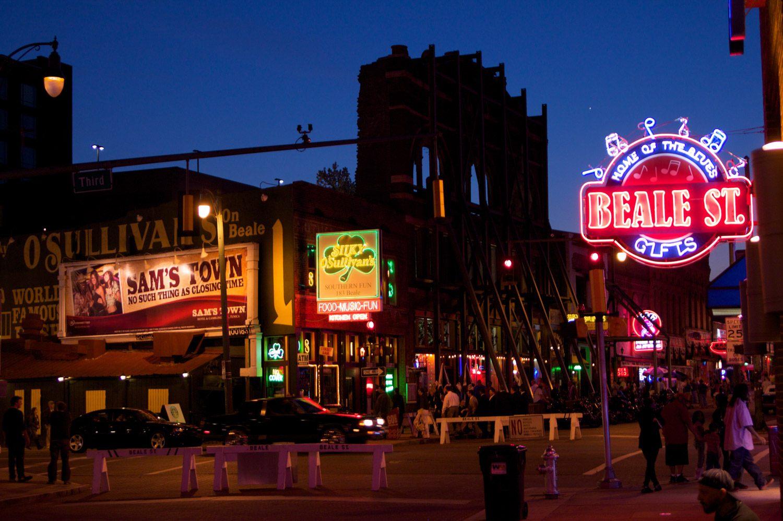 Downtown Memphis