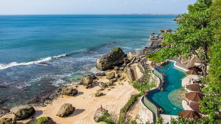 Ayana Resort in Bali