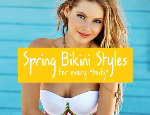"Spring Bikini Styles for Every ""Body"""