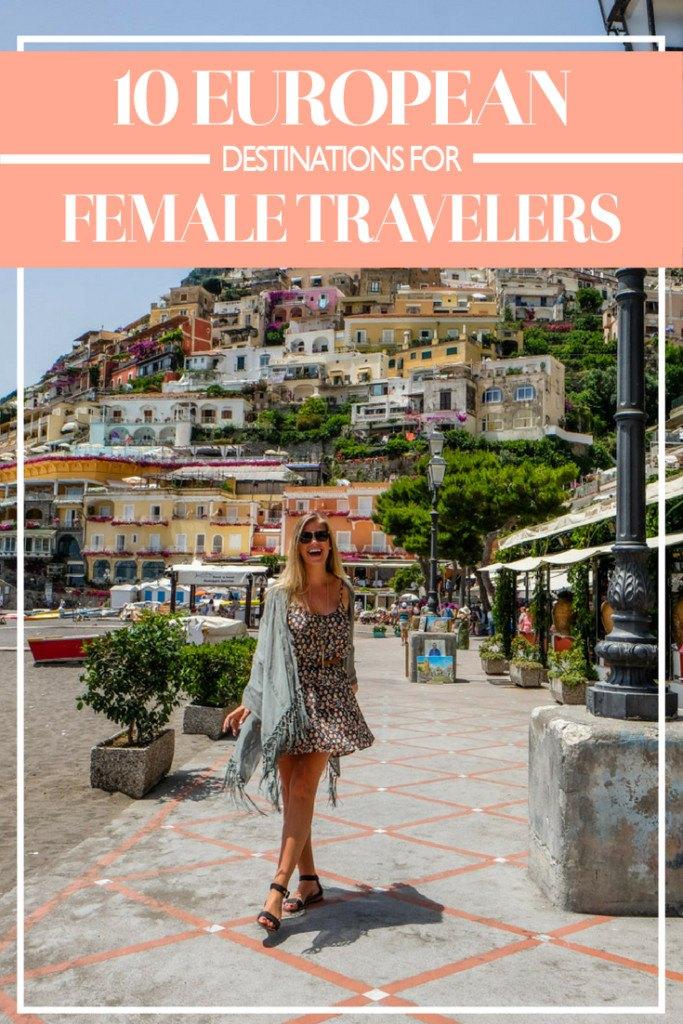 European Destinations for Female Travelers