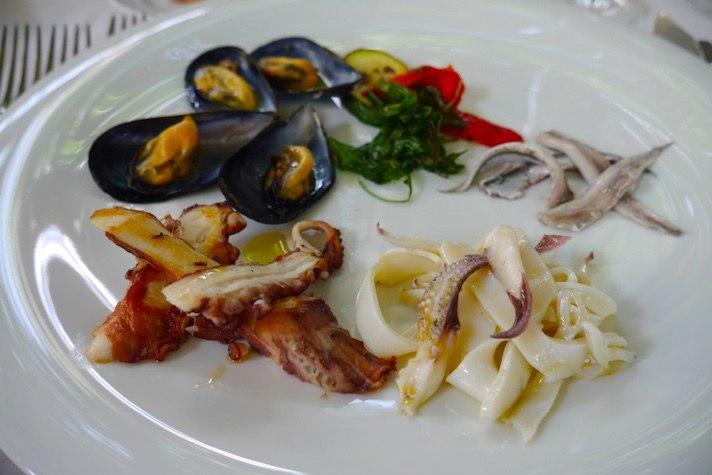 Milan Restaurant in Pula