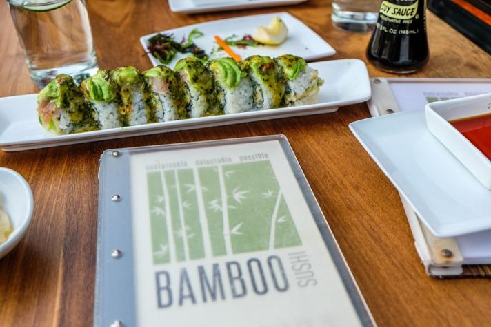 Bamboo Sushi in Portland