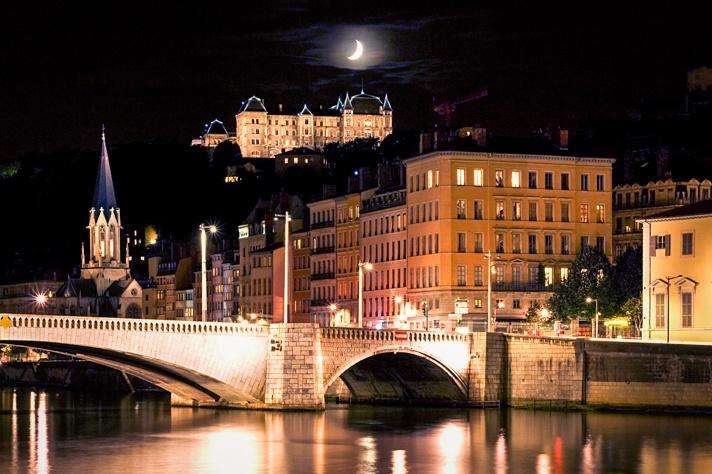 Lyon (Saone) France
