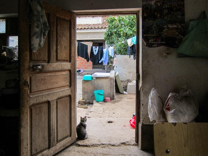 Homestay in Bolivia