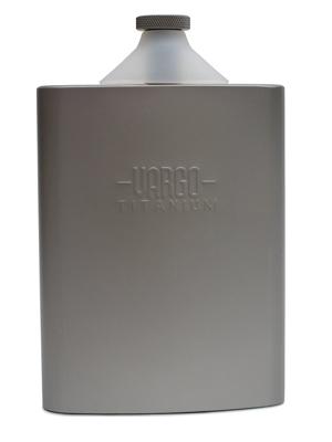 Backpacking Flask
