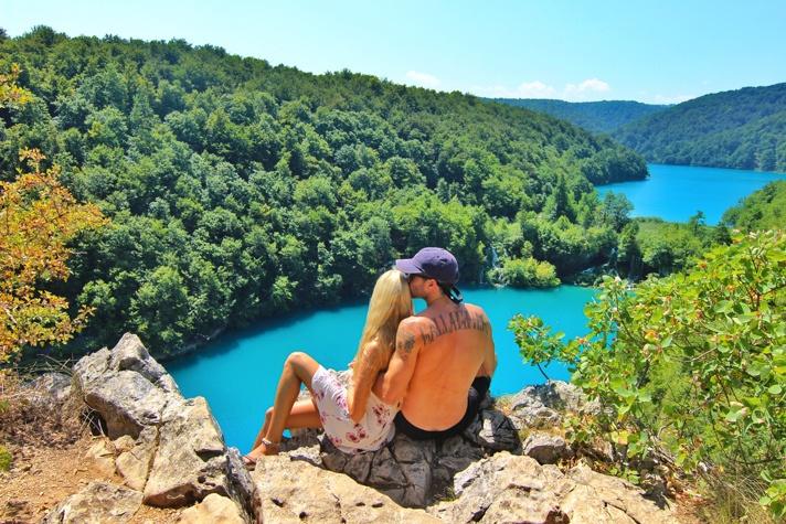 Couples Travel Croatia