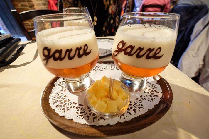 Garre Bruges Belgium