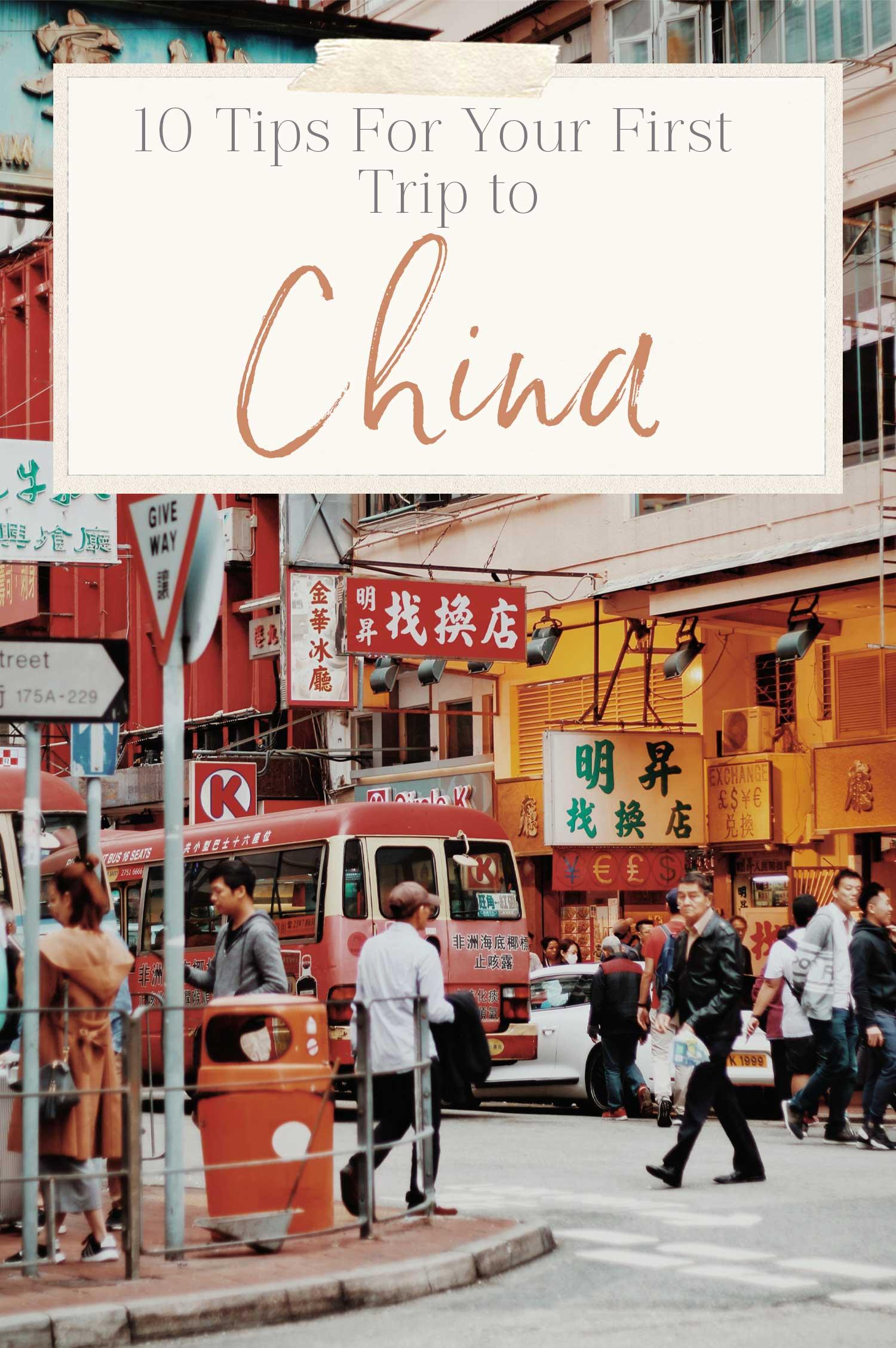10 Tips China
