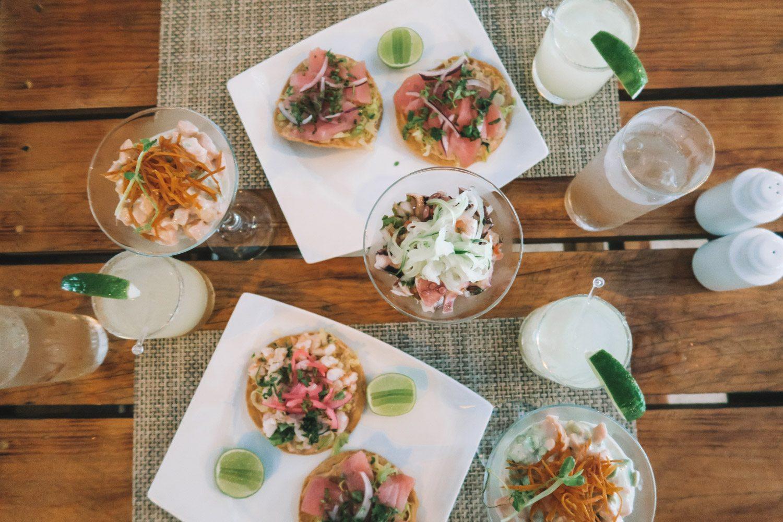 Food in Riviera Maya