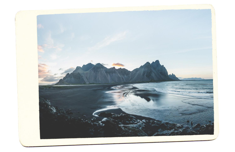 Iceland Frame